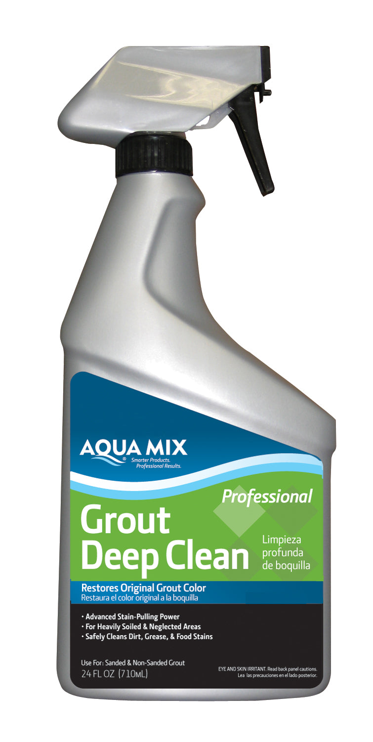 Aqua Mix Grout Deep Clean - 24 oz