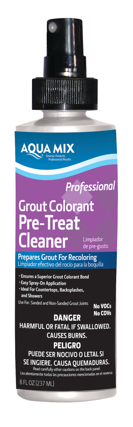 Aqua Mix Grout Colorant Pre-Treat Cleaner