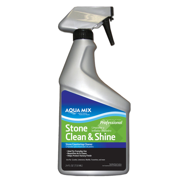 Aqua Mix Stone Clean & Shine - 24 oz