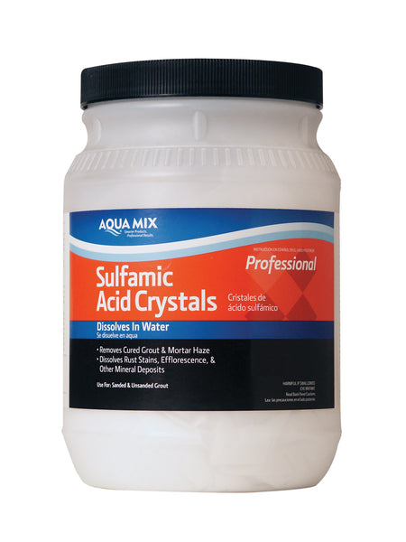 Aqua Mix Sulfamic Acid Crystals