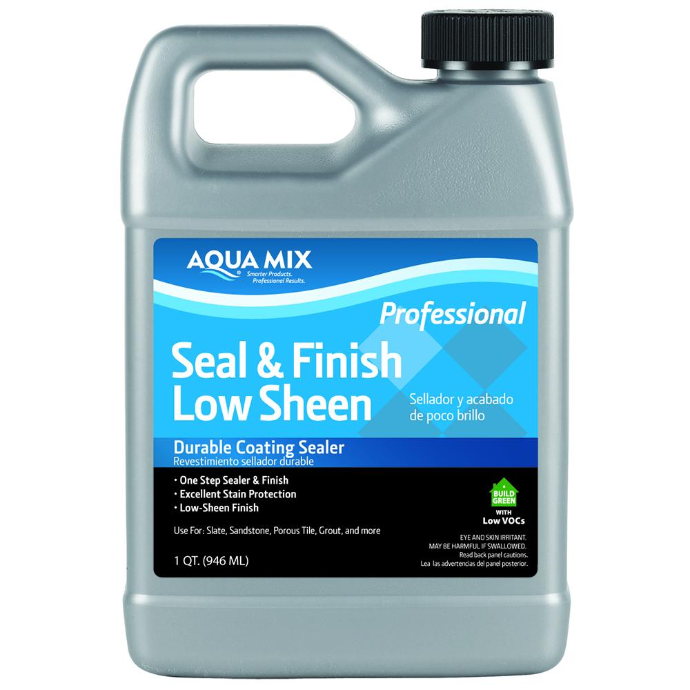 Aqua Mix Seal & Finish Low Sheen