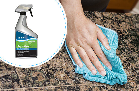 Aqua Mix - Premium Products For Stone, Tile, And Grout