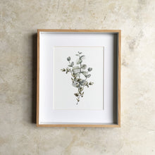 Greenery Watercolour Print
