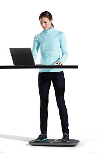 Gaiam Evolve Balance Board for Standing Desk