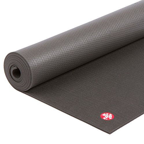 Manduka PRO Yoga and Pilates Mat, Black,71""