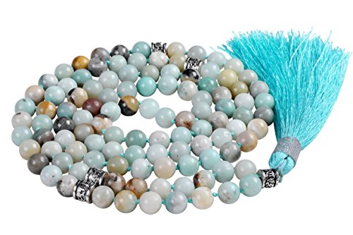 Buddhist Meditation Mala Prayer 108 Beads Necklace