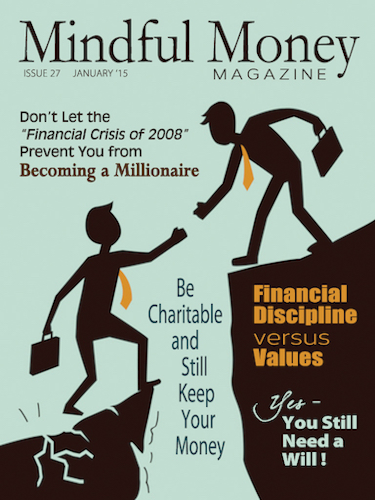 Mindful Money Magazine-Where Life Meets Money