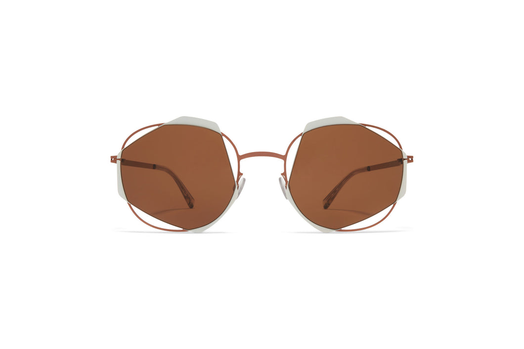 Mykita/Damir Doma collection 'Achilles' in Shiny Copper