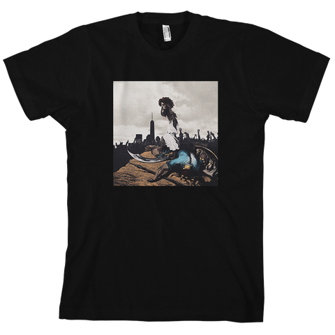 Beloved Album Cover Black Tee + Digital Album