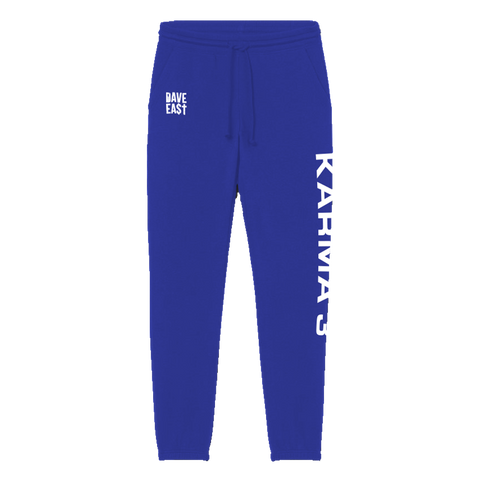 Karma 3 Blue Sweatpants