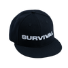 Survival New Era Navy & White Hat + Digital Album