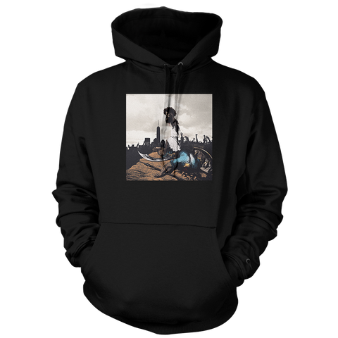 Beloved Album Cover Black Hoodie + Digital Album