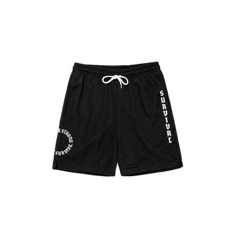 Survival Mesh Shorts + Digital Album