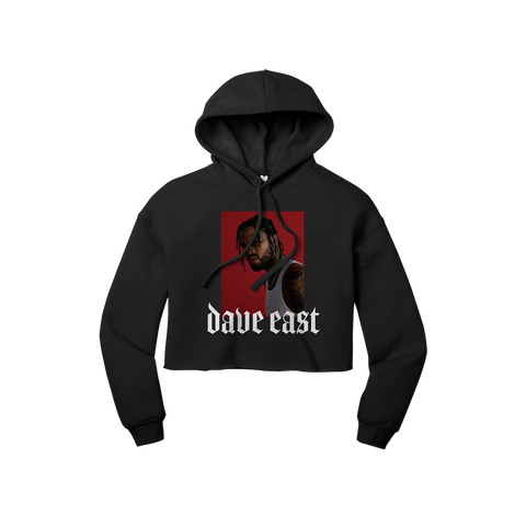 Dave East Crop Hoodie + Digital Album
