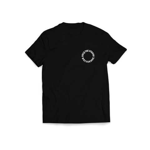 Only The Strong Will Survive Black Tee + Digital Album