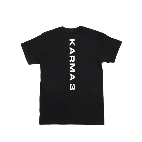 Karma 3 T-Shirt + Digital Album