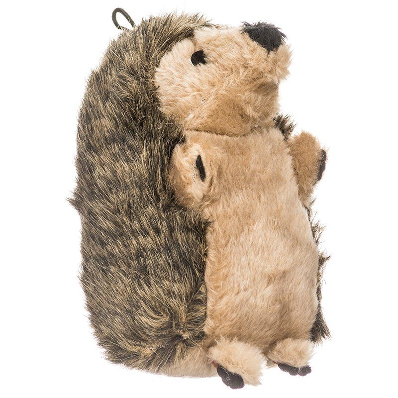 Booda Soft Bite Hedgehog Dog Toy