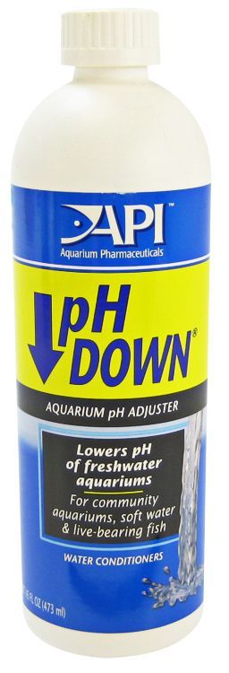 API pH Down Aquarium pH Adjuster
