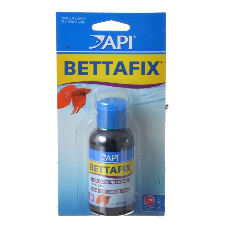 API Bettafix Betta Medication
