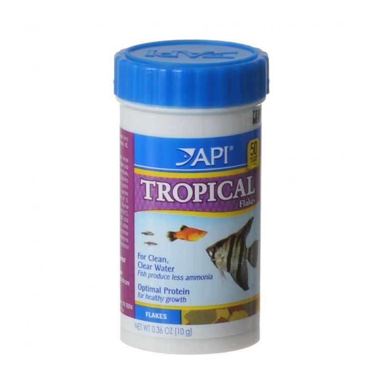 API Tropical Premium Flake Food