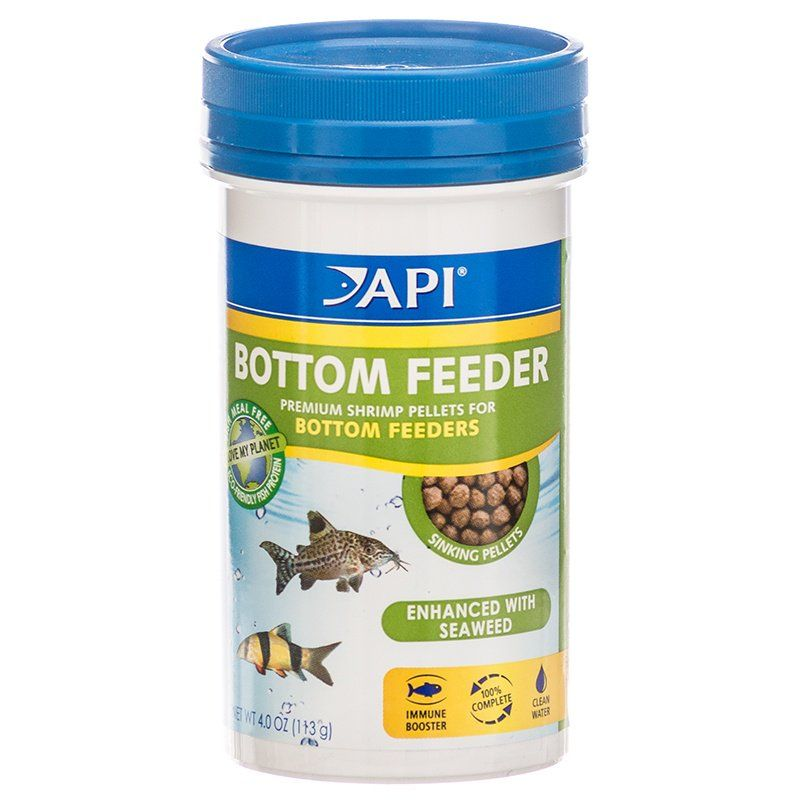 API Bottom Feeder Premium Shrimp Pellet Food