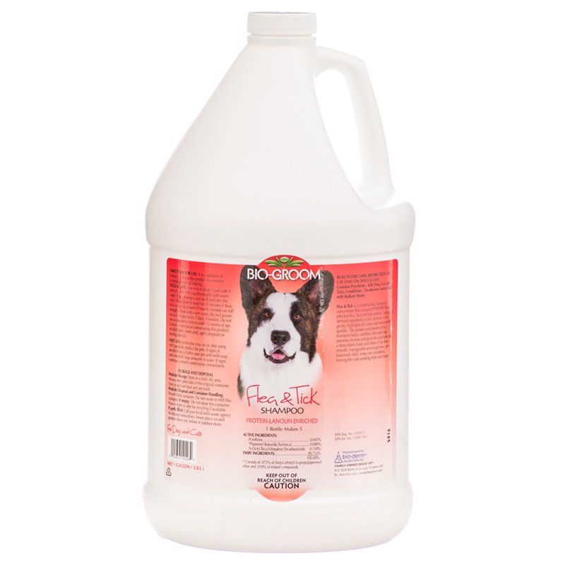 Bio Groom Flea & Tick Shampoo