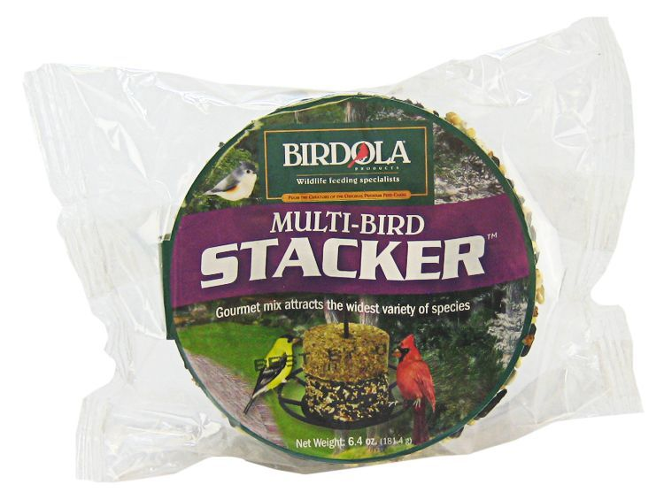Birdola Multi-Bird Stacker Cake
