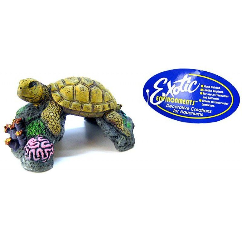 Blue Ribbon Sea Turtle Ornament