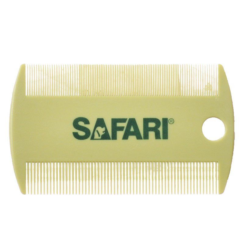 Safari Plastic Flea Comb Bulk 100 Pack