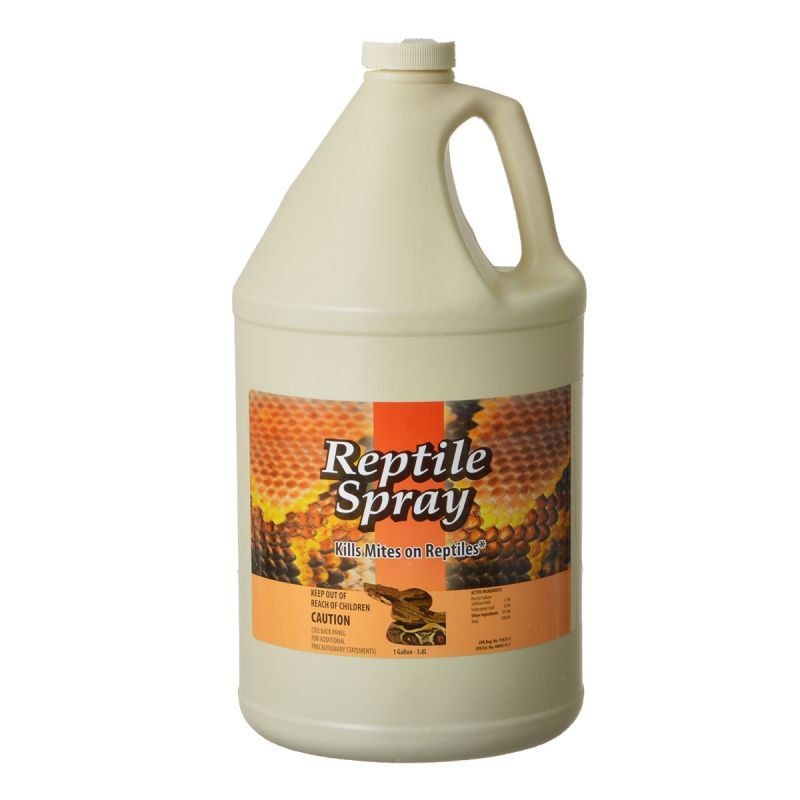 Natural Chemistry Reptile Spray - Kills Mites on Reptiles
