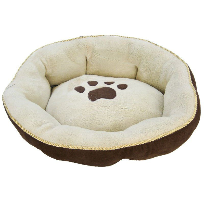 Aspen Pet Rounded Sculptured Dog Bed