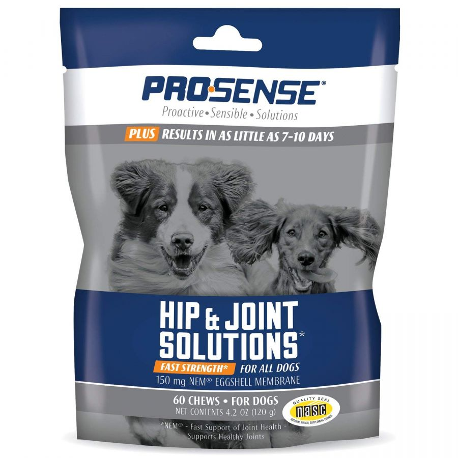 Pro-Sense Plus Fast Strength Hip & Joint Solutions for Dogs