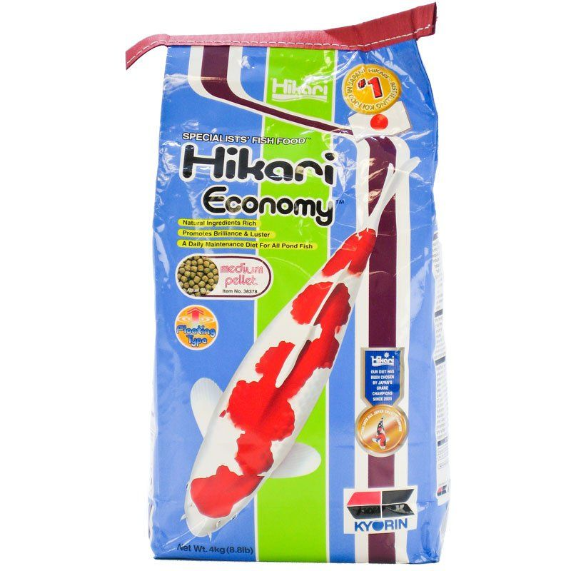 Hikari Economy Fish Food - Medium Pellet
