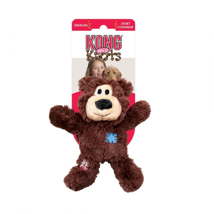 Kong Wild Knots - Bear - Assorted