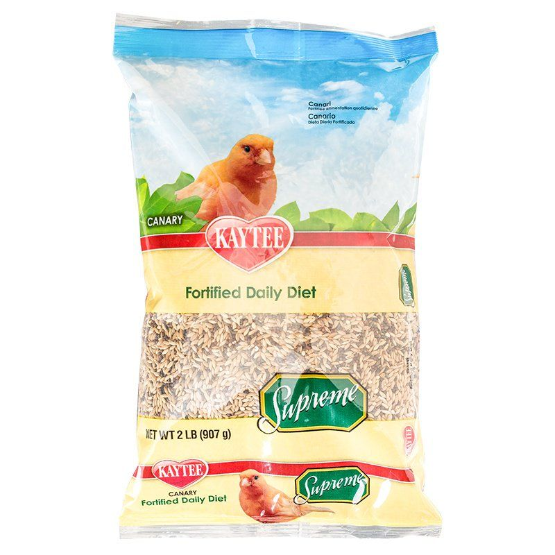 Kaytee Supreme Daily Blend Bird Food - Canary