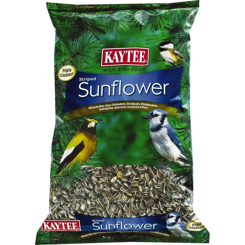Kaytee Striped Sunflower Wild Bird Food