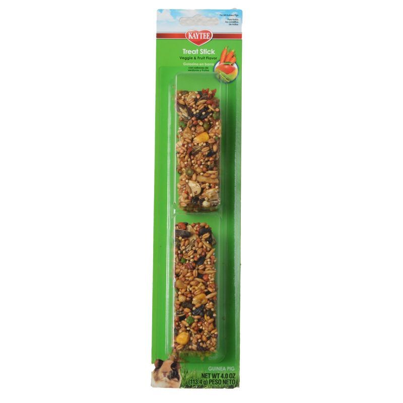 Kaytee Fiesta Fruit & Vegetable Treat - Guinea Pig
