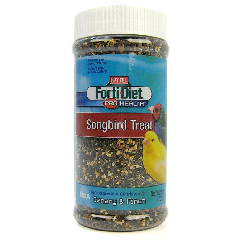 Kaytee Forti-Diet Pro Health Songbird Treat - Canaries