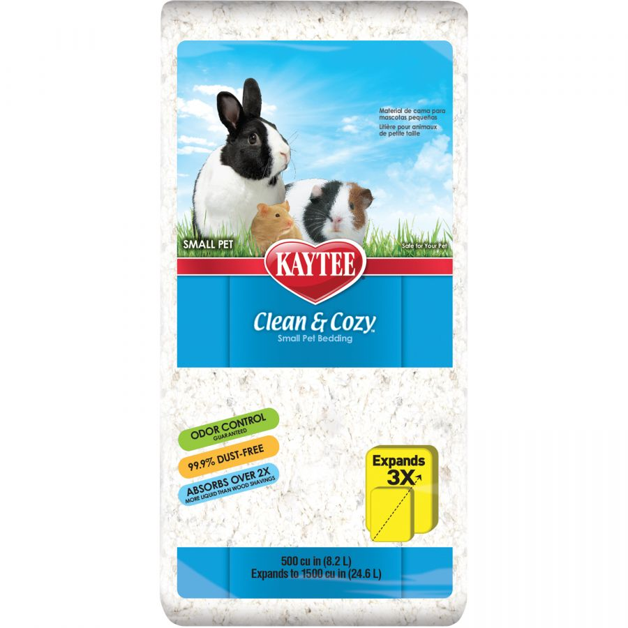 Kaytee Clean & Cozy Small Pet Bedding