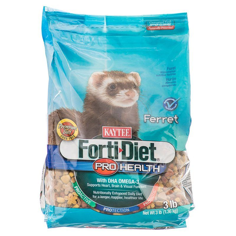 Kaytee Forti-Diet Pro Health Ferret Food