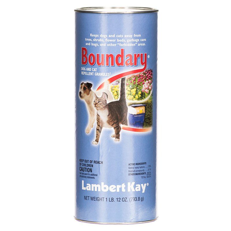 Boundary Dog and Cat Repellant Granules