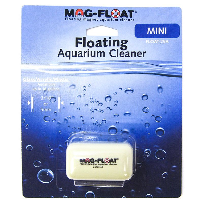 Mag Float Floating Magnetic Aquarium Cleaner - Acrylic