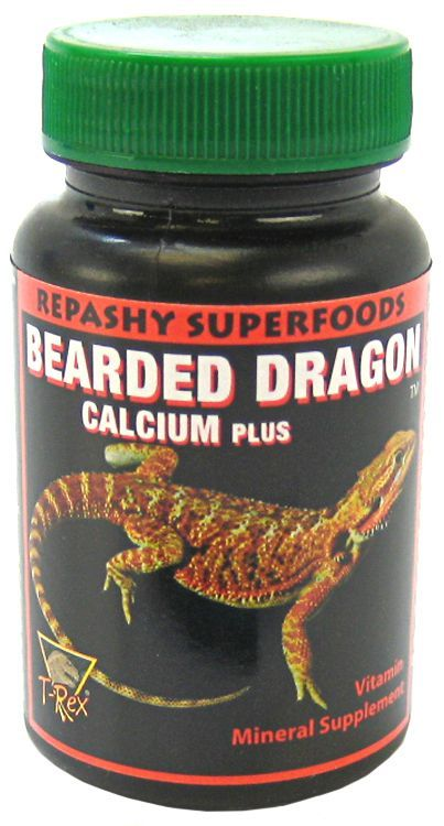 T-Rex Bearded Dragon Calcium Plus Superfood