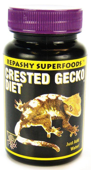 T-Rex Crested Gecko Diet MRP Superfood