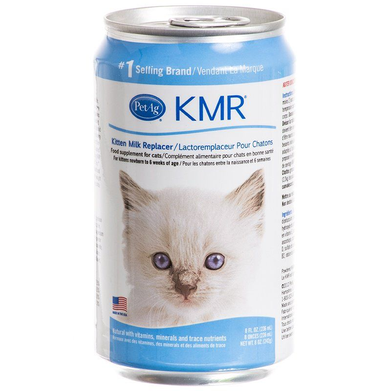 PetAg KMR Liquid Kitten Milk Replacer