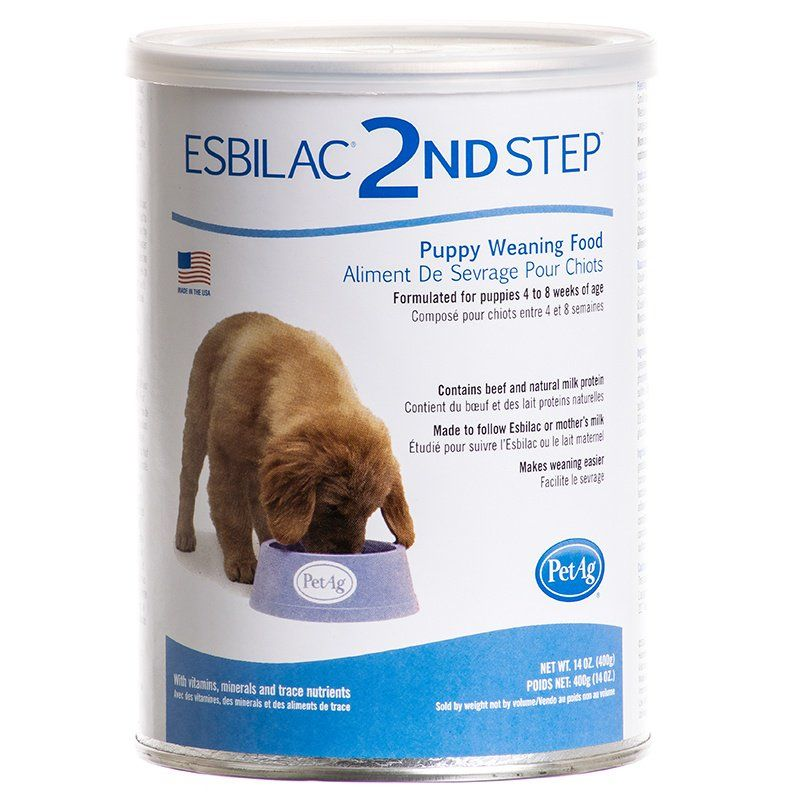 PetAg Weaning Formula for Puppies