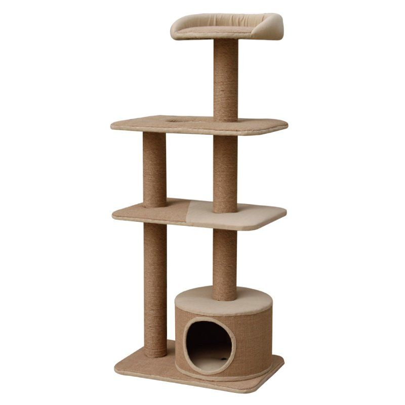 Pet Pals Four Level Cat Playhouse with Condo