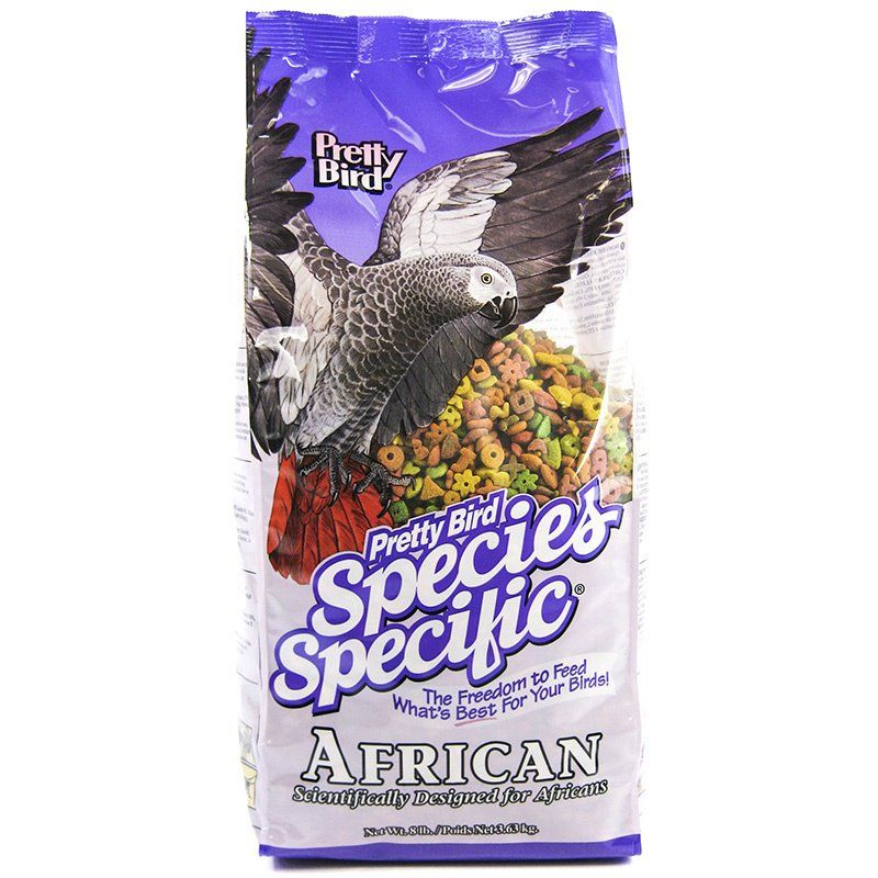Pretty Bird Species Specific African Grey Food