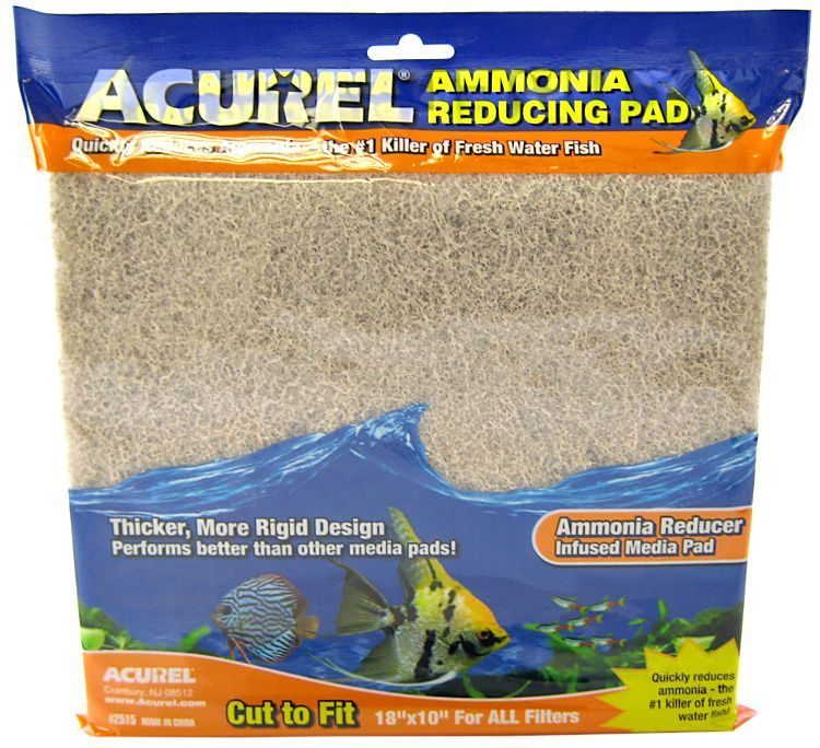 Acurel Ammonia Reducing Pad