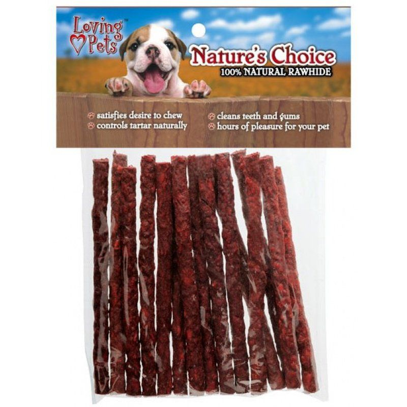 Loving Pets BBQ Munchy Sticks